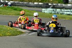 KKC Racing startet mit Podium in die Saison