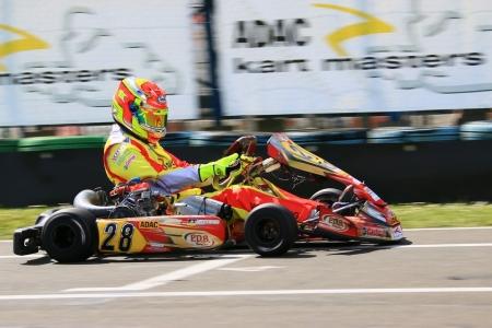 Hahn beschert KKC Racing erfolgreichen Auftakt